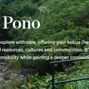 """Hawaiian Airlines Shares a """"Travel Pono"""" Video"""