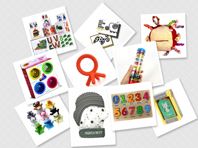 Developmentally Friendly Toys For Infants and Toddlers