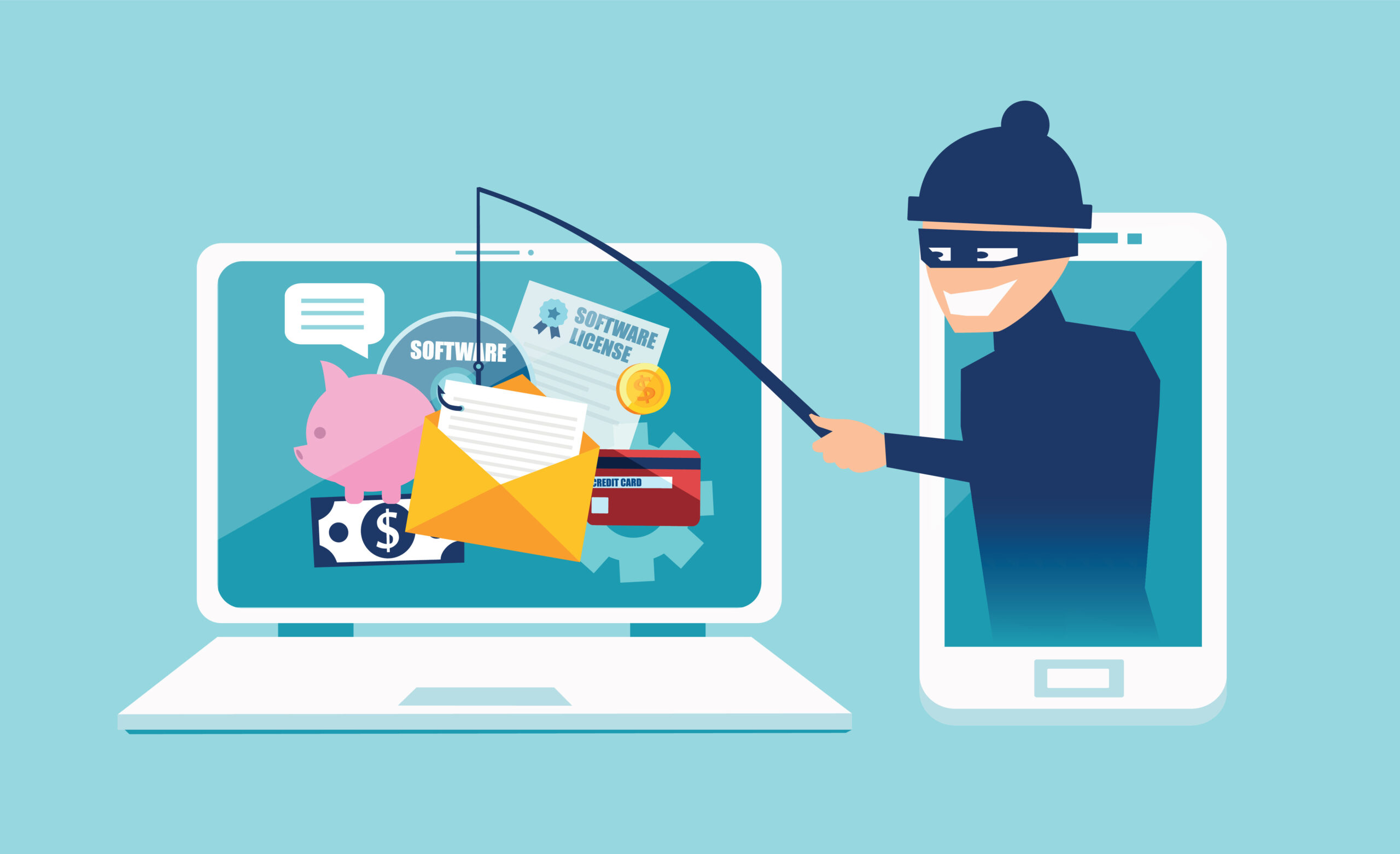 MONEY TALKS   8 Tips To Protect Your Family From Fraud