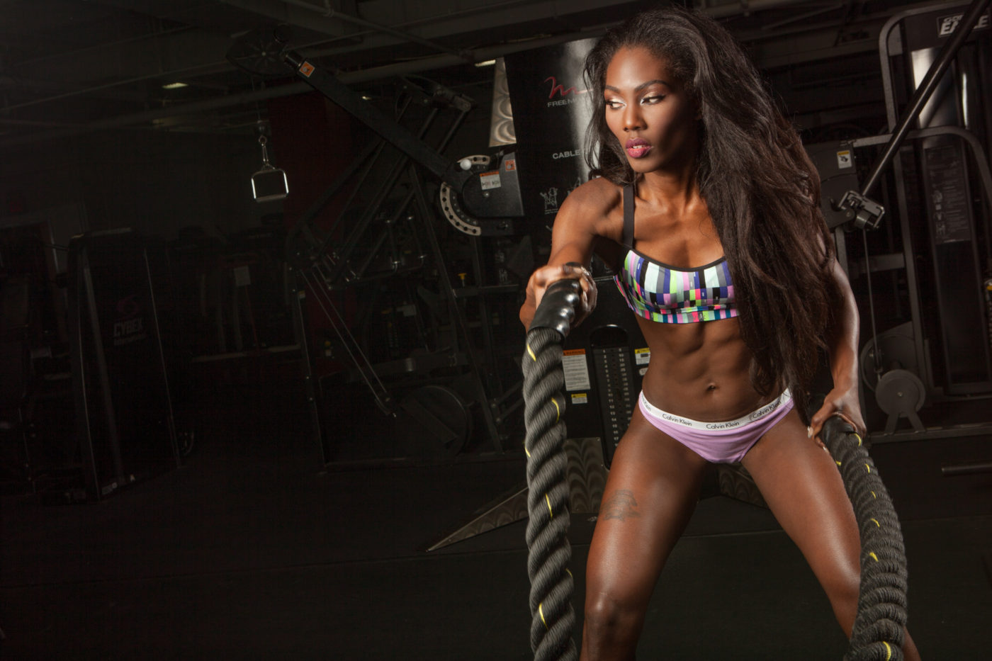 How to get toned abs in the New Year