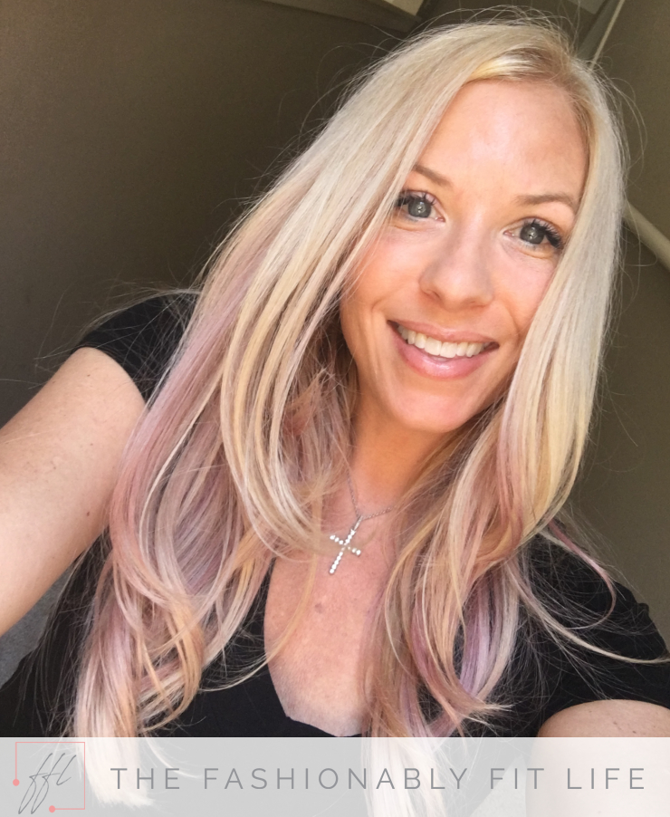 The Fashionably Fit Life Podcast Shannon