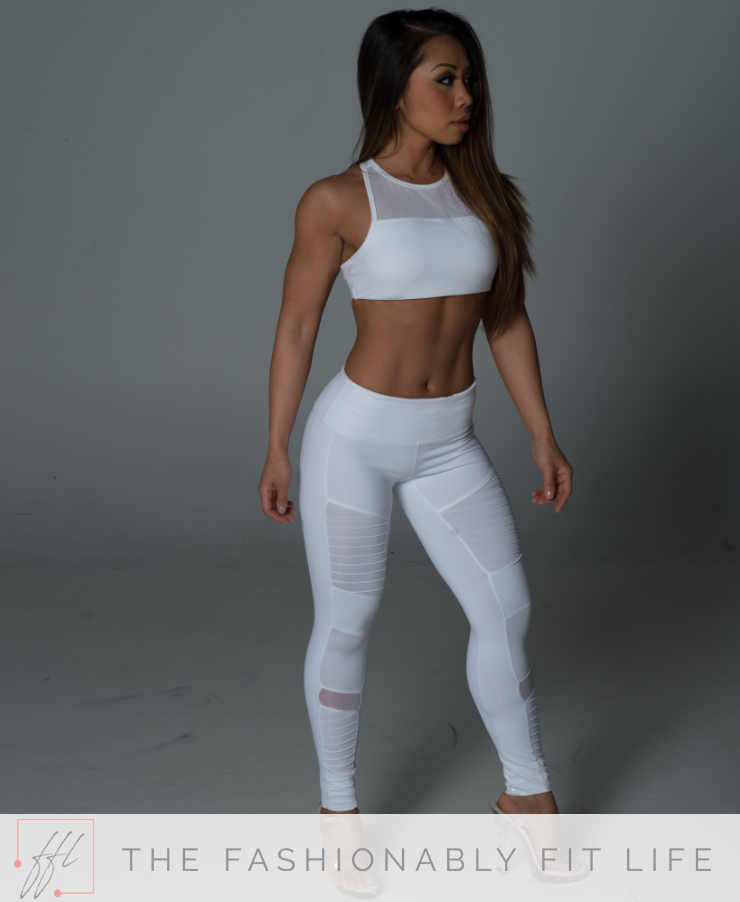 The Fashionably Fit Life Podcast Panny Powell
