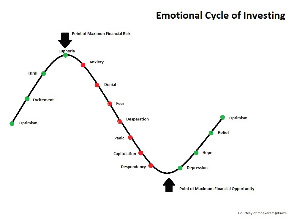 The Pitfalls of Emotional Investing 1