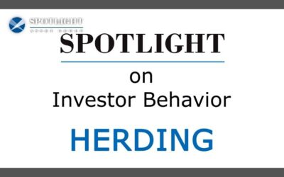 Spotlight on Investor Behavior: Herding