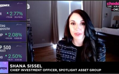 CIO Shana Sissel visits Cheddar TV to discusses the Fed's decision to buy individual corporate bonds on the Secondary Market