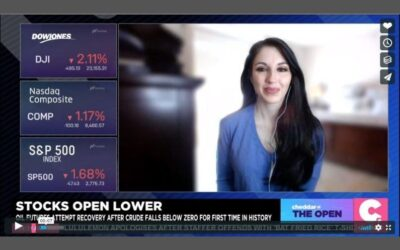 CIO Shana Sissel, CAIA weighs in on how we are guiding our clients through these turbulent times this morning on Cheddar Inc.