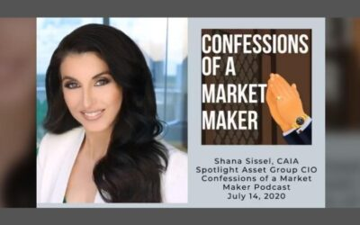 CIO Shana Sissel joins the Confessions of a Market Maker Podcast