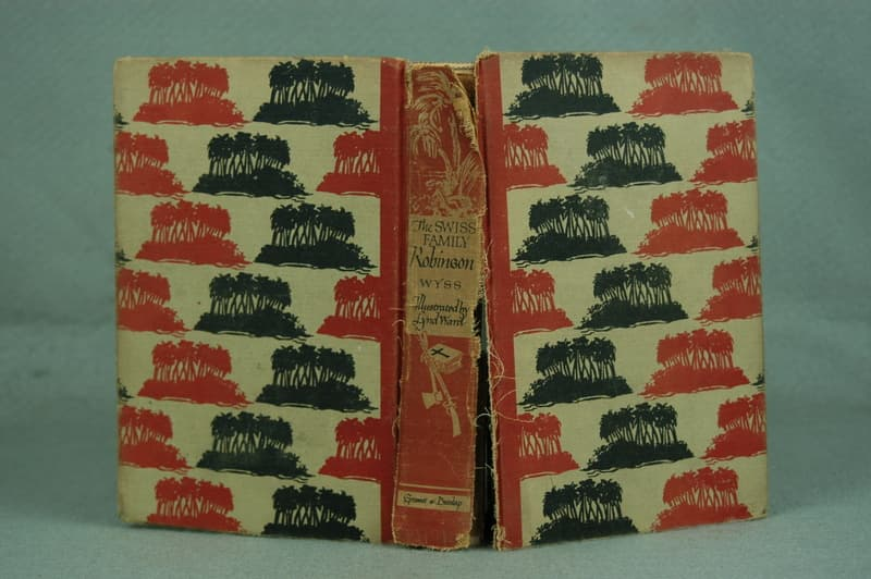 Booksmith Conservation cloth binding repair