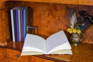Hand-Sewn Hardback Notebook