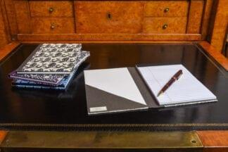 Refillable Notebook Holder