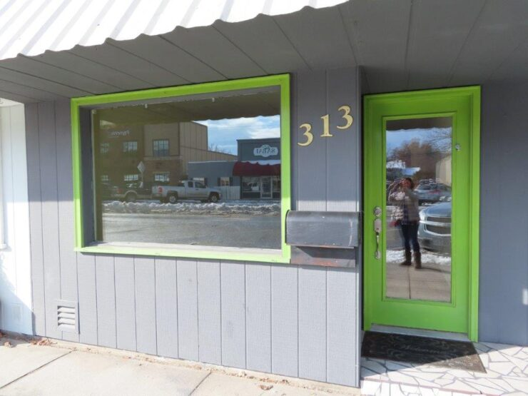 Commercial Space on Main Street in Stevensville