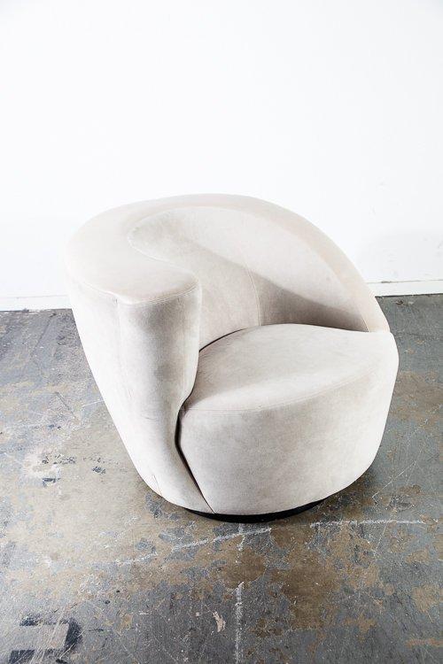Mid Century Modern Lounge Chair Vladimir