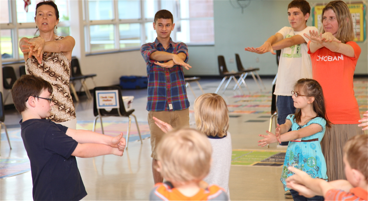 Greater Rochester Health Foundation Highlights Math & Movement