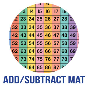 Practice with the add/subtract mat