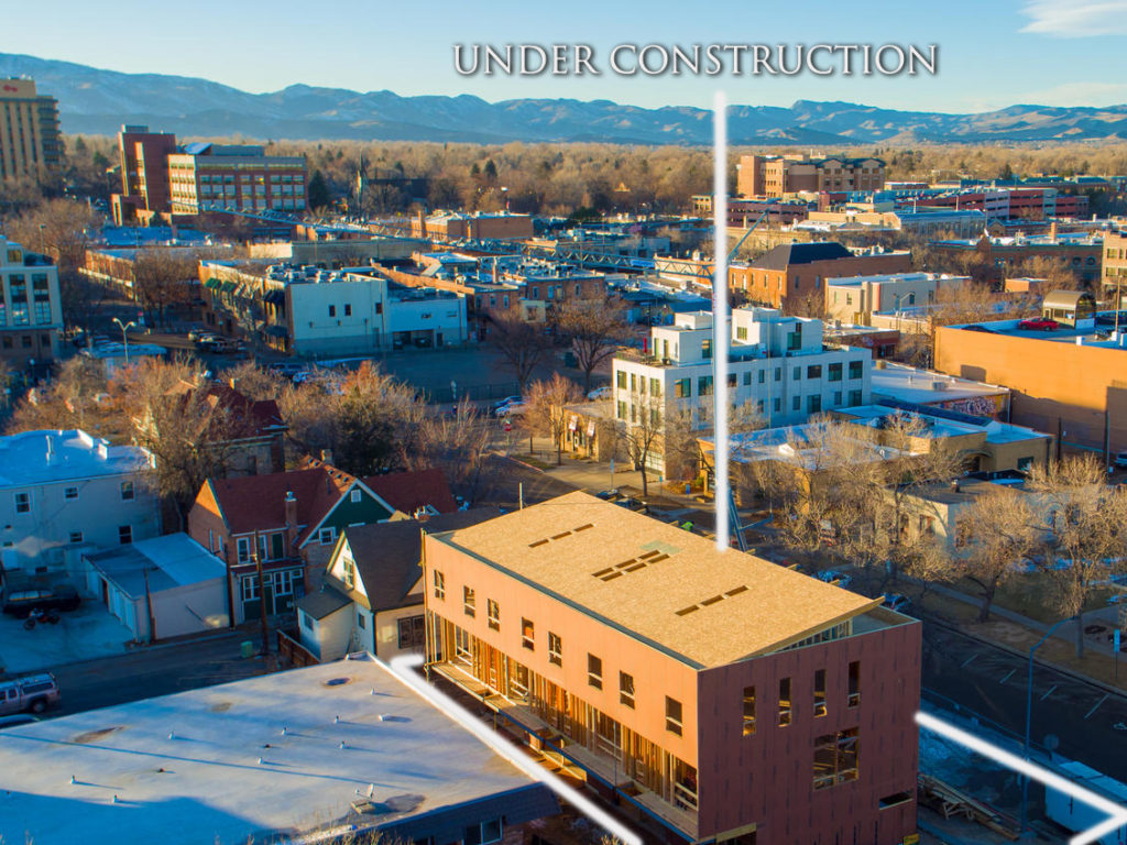 Under Construction all windows are installed as of 02-03
