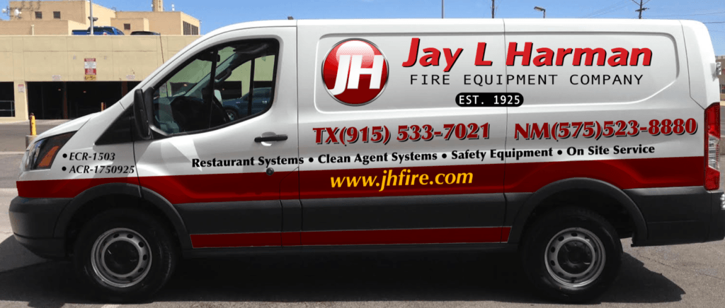 about jay l harman fire equipment company