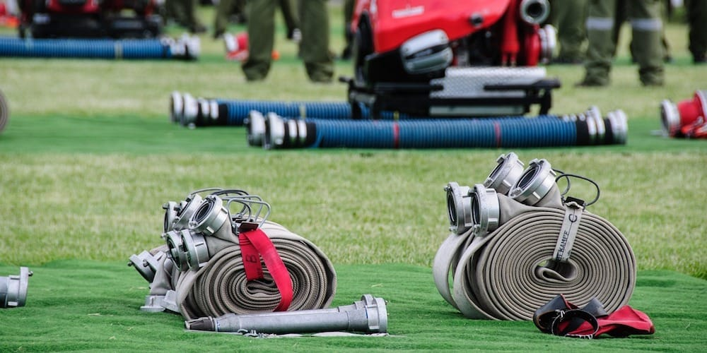 Fire Hoses and Firefighting Accessories