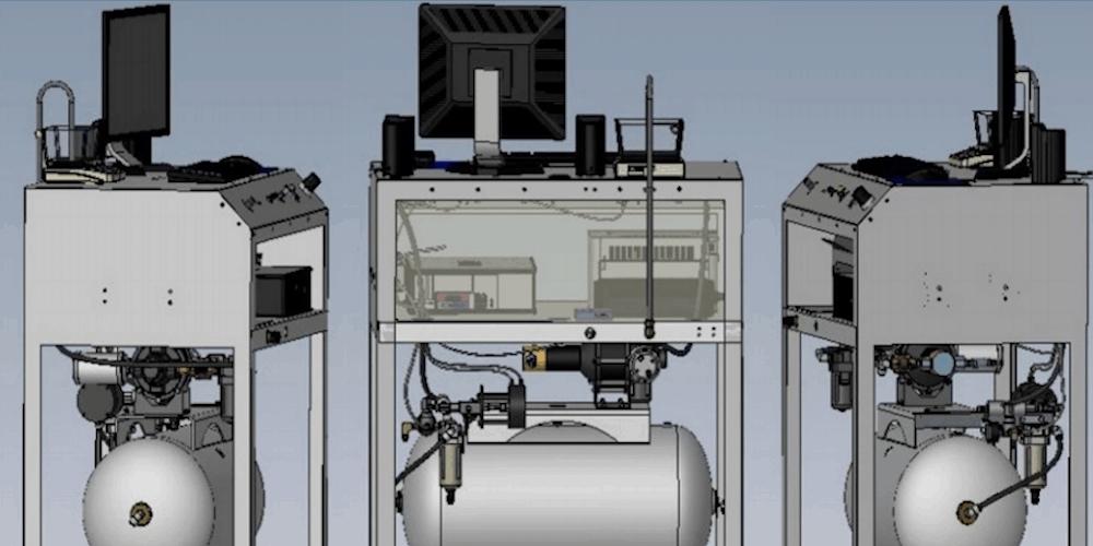 DOT hydrostatic testing facility