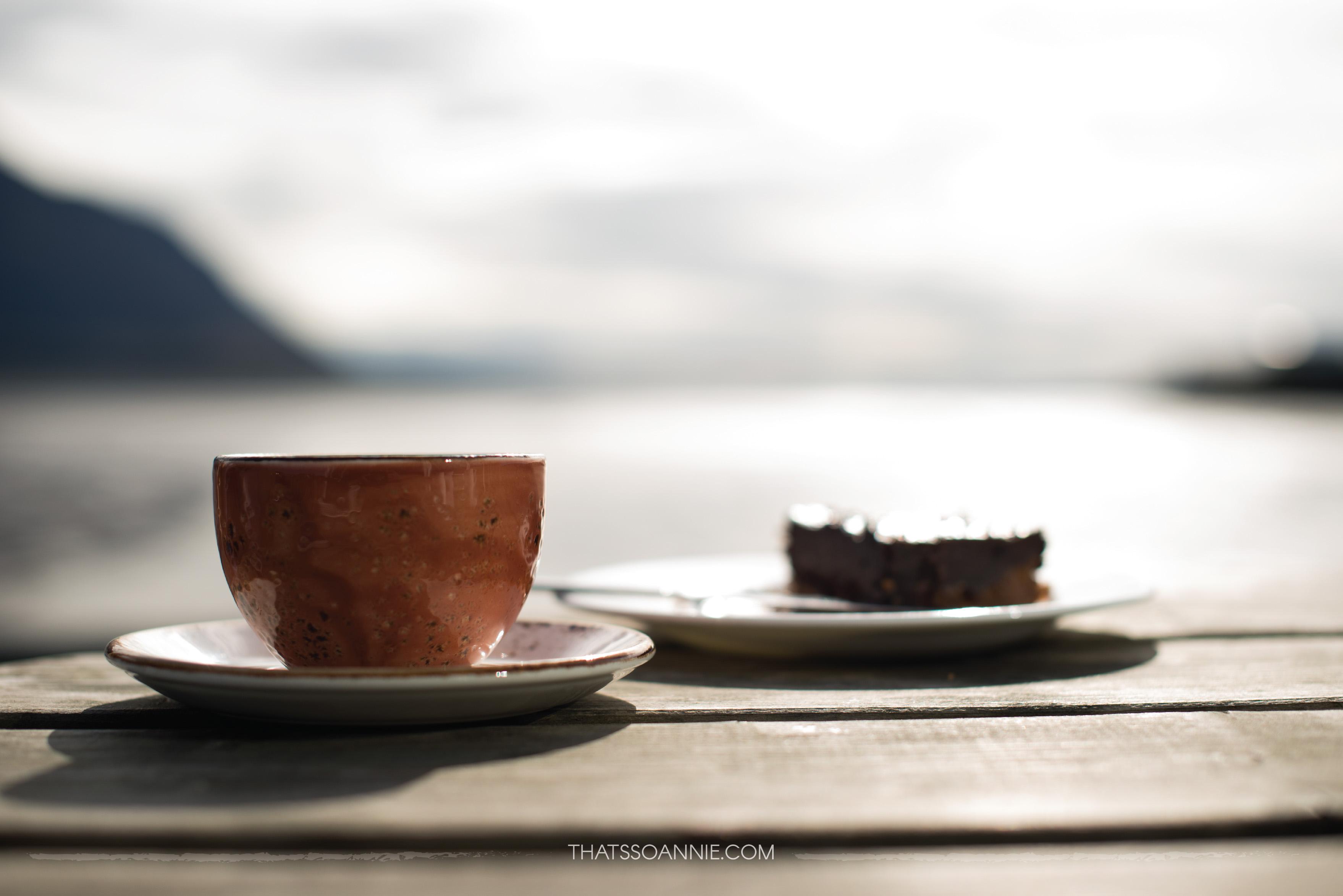 Coffee & Pie @ Geirabakari Kaffihus   Exploring the Snæfellsnes Peninsula, Iceland   www.thatssoannie.com