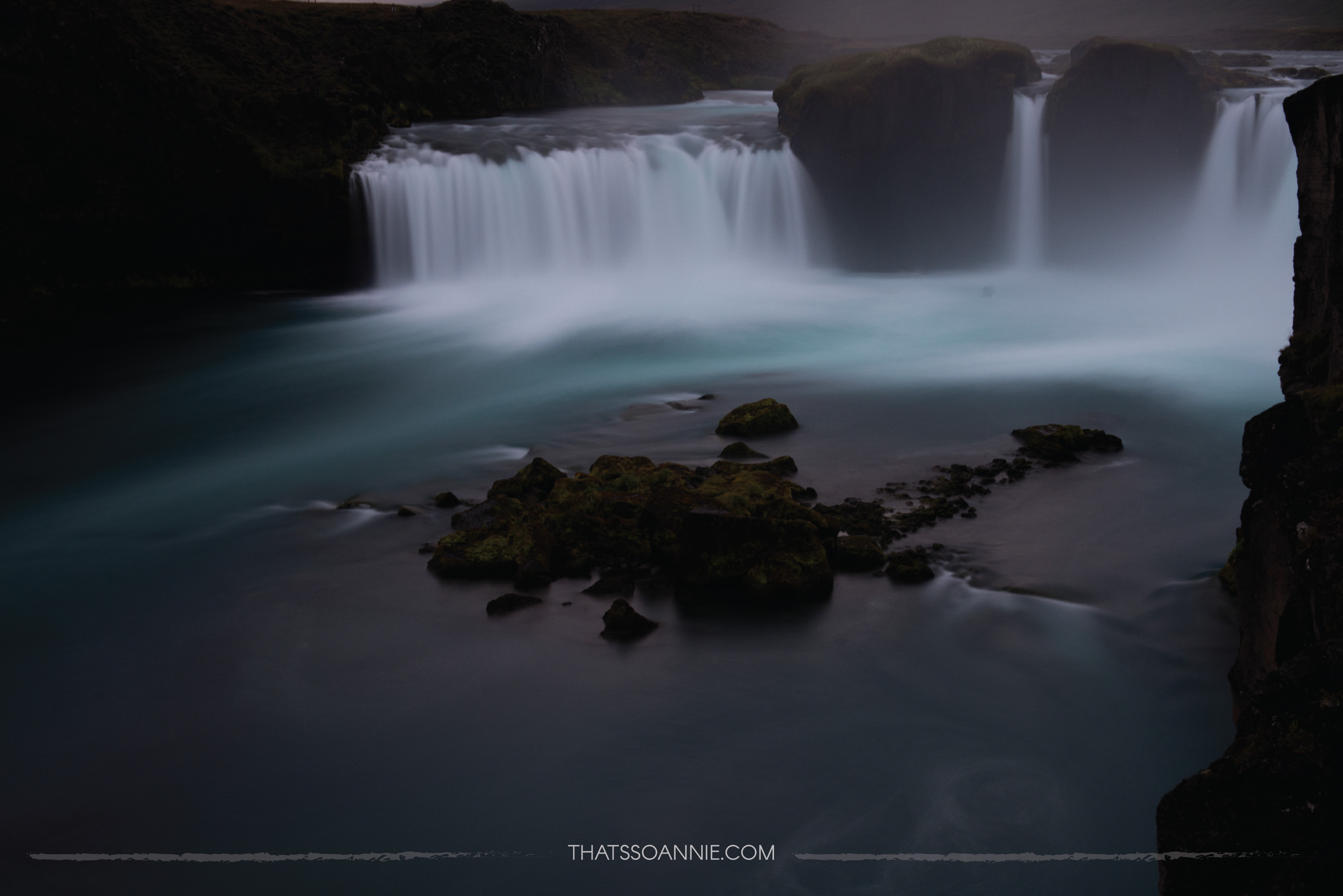 "Góðafoss ""the waterfall of the Gods"", Iceland"