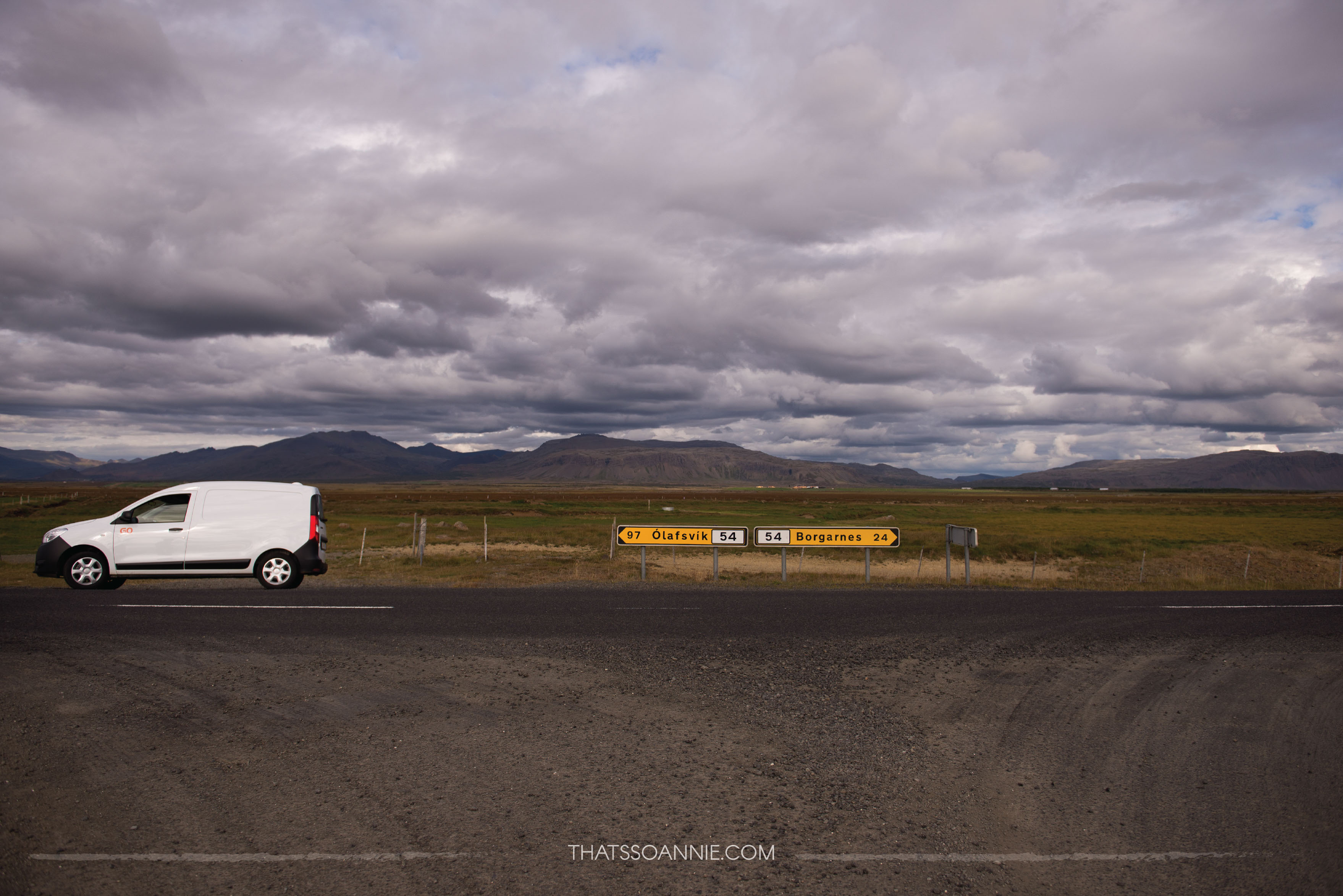 Isolated on the Ring Road Exploring the Snæfellsnes Peninsula, Iceland | www.thatssoannie.com