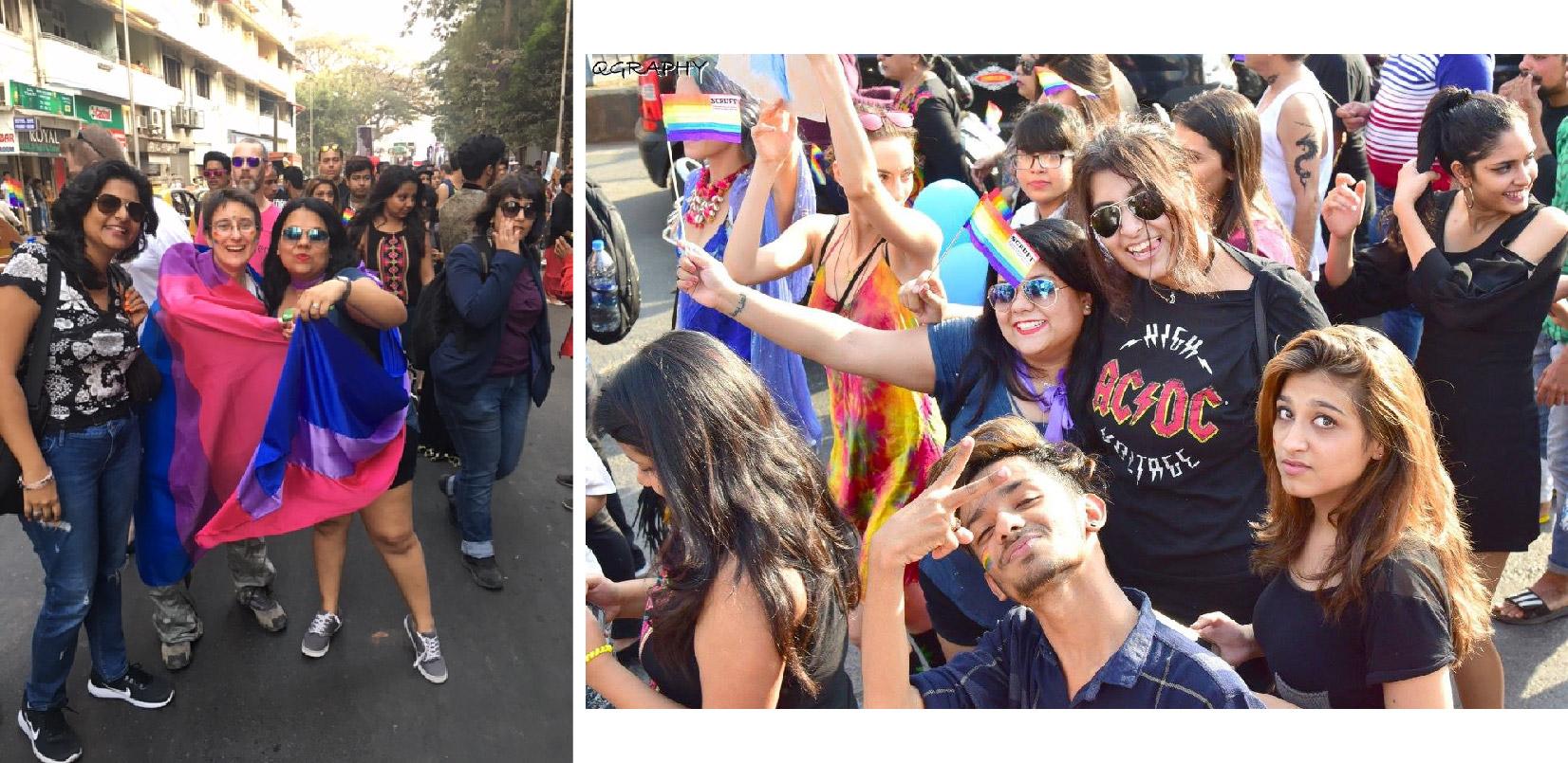 bipride at QAM Pride 2017