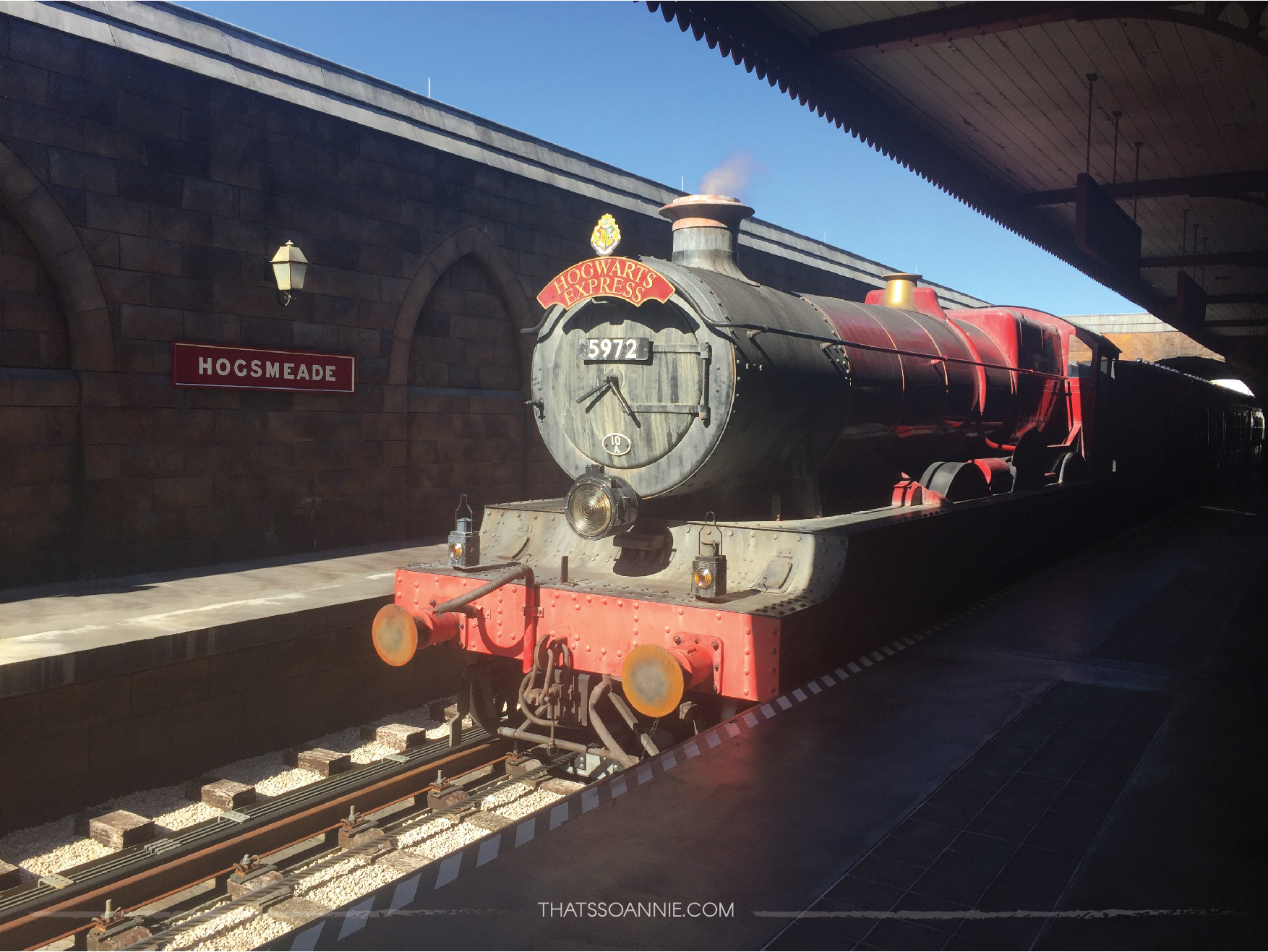 Hogwarts Express, The Wizarding World of Harry Potter