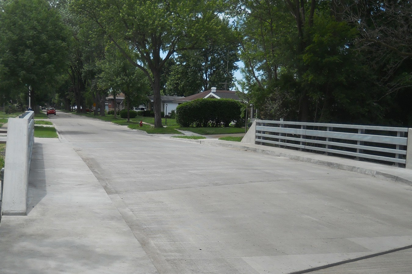 Jeffery Avenue Bridge over Buffalo Creek | Ciorba Group