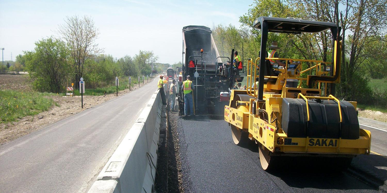 Delany Road Reconstruction | Ciorba Group