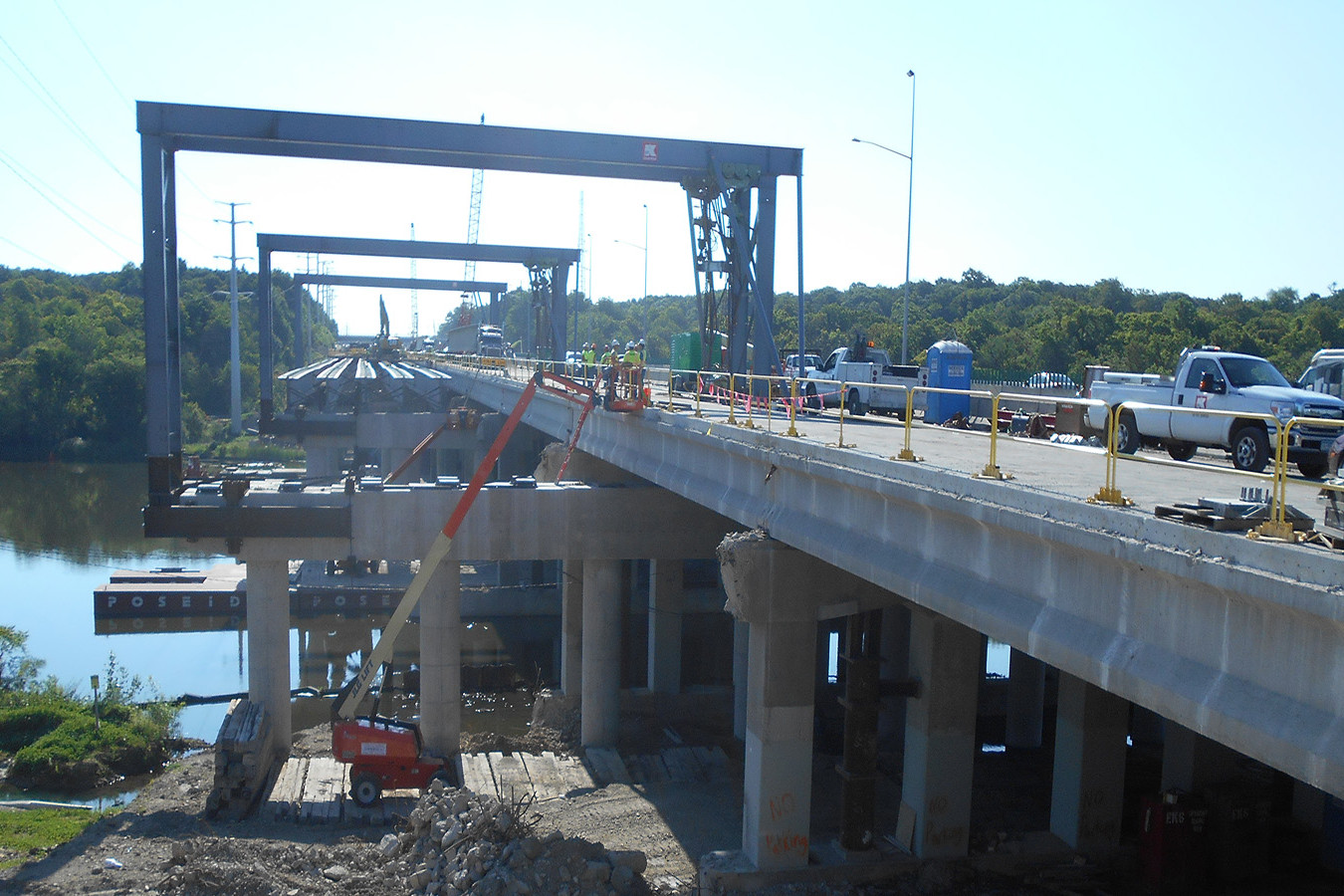 Jane Addams Memorial Tollway (I-90) Fox River Bridge Expansion | Ciorba Group
