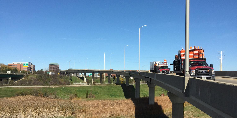 Veterans Memorial Tollway (I-355) Segmental Bridges   Ciorba Group