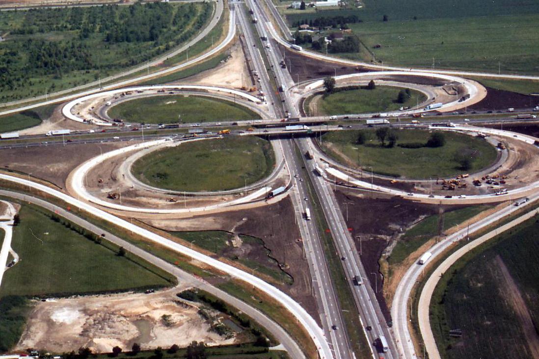 I-80/I-55 Interchange Reconstruction | Ciorba Group
