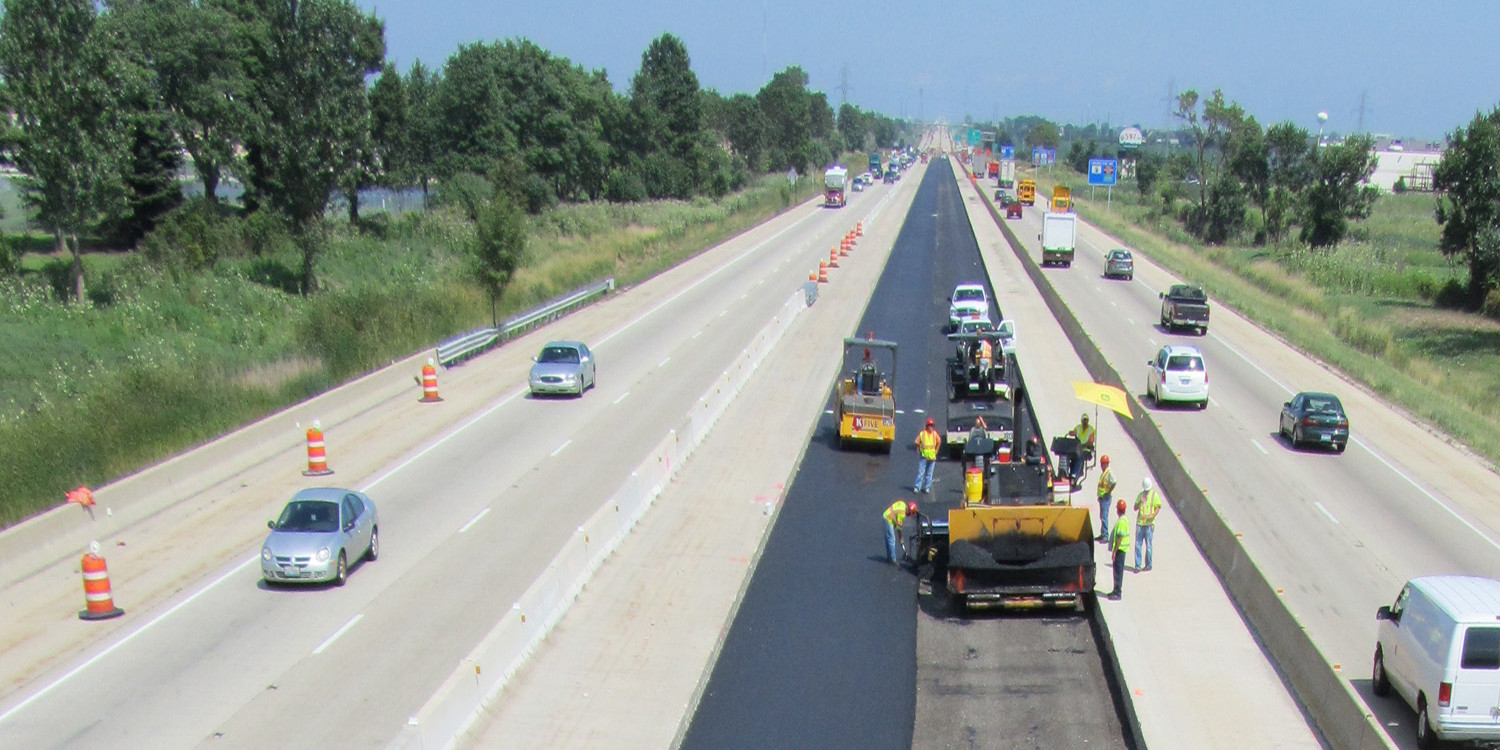 I-80 at US 30 Interchange Reconstruction