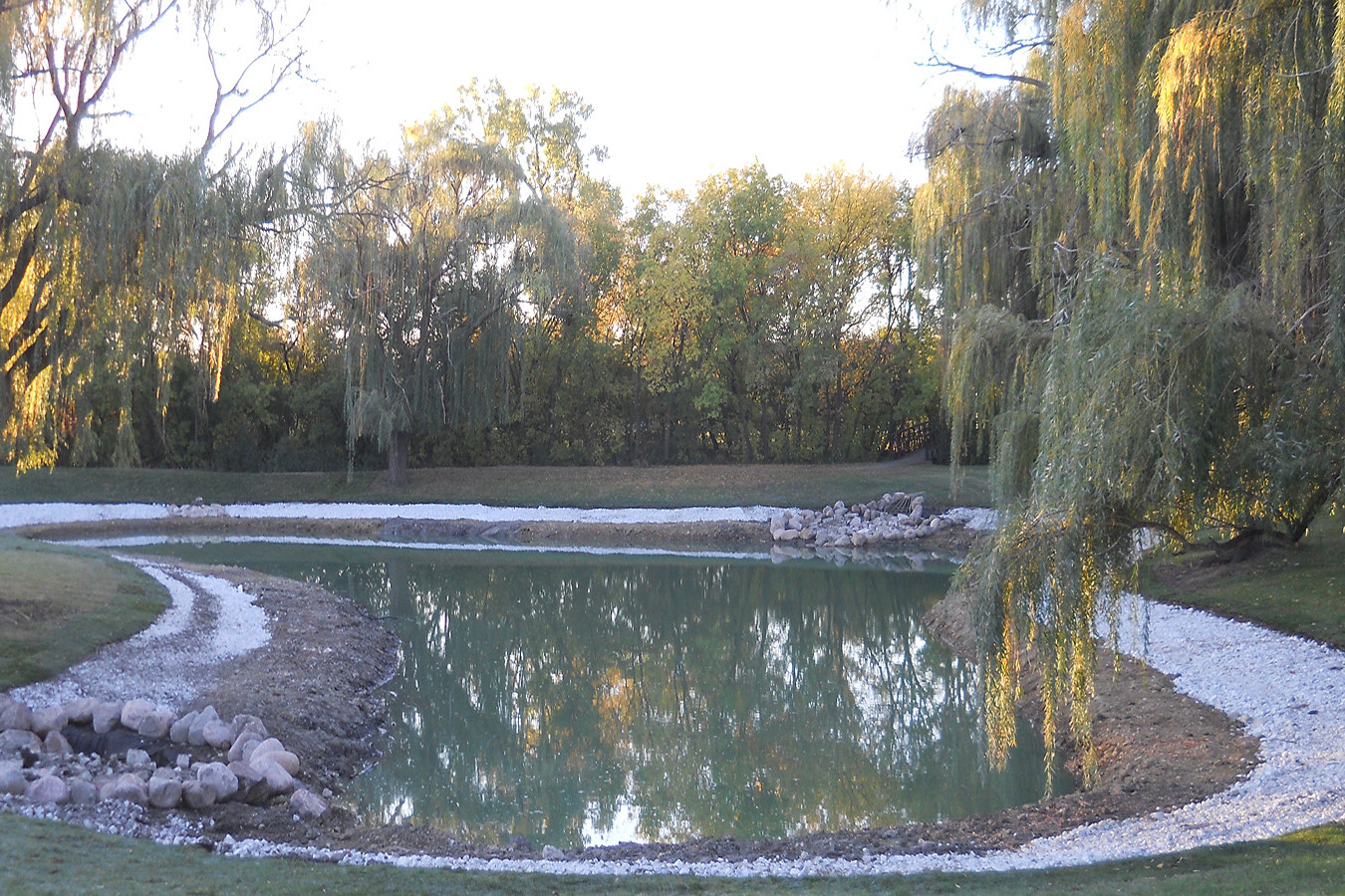 Kensington Business Park Detention Basin | Ciorba Group
