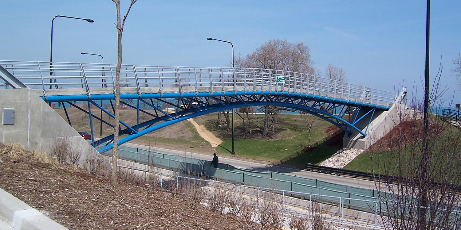 Pedestrian Bridge | Ciorba Group