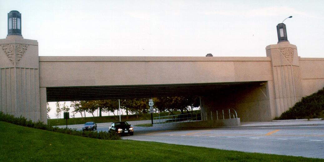 Lake Shore Drive over 47th Street Bridge Reconstruction | Ciorba Group