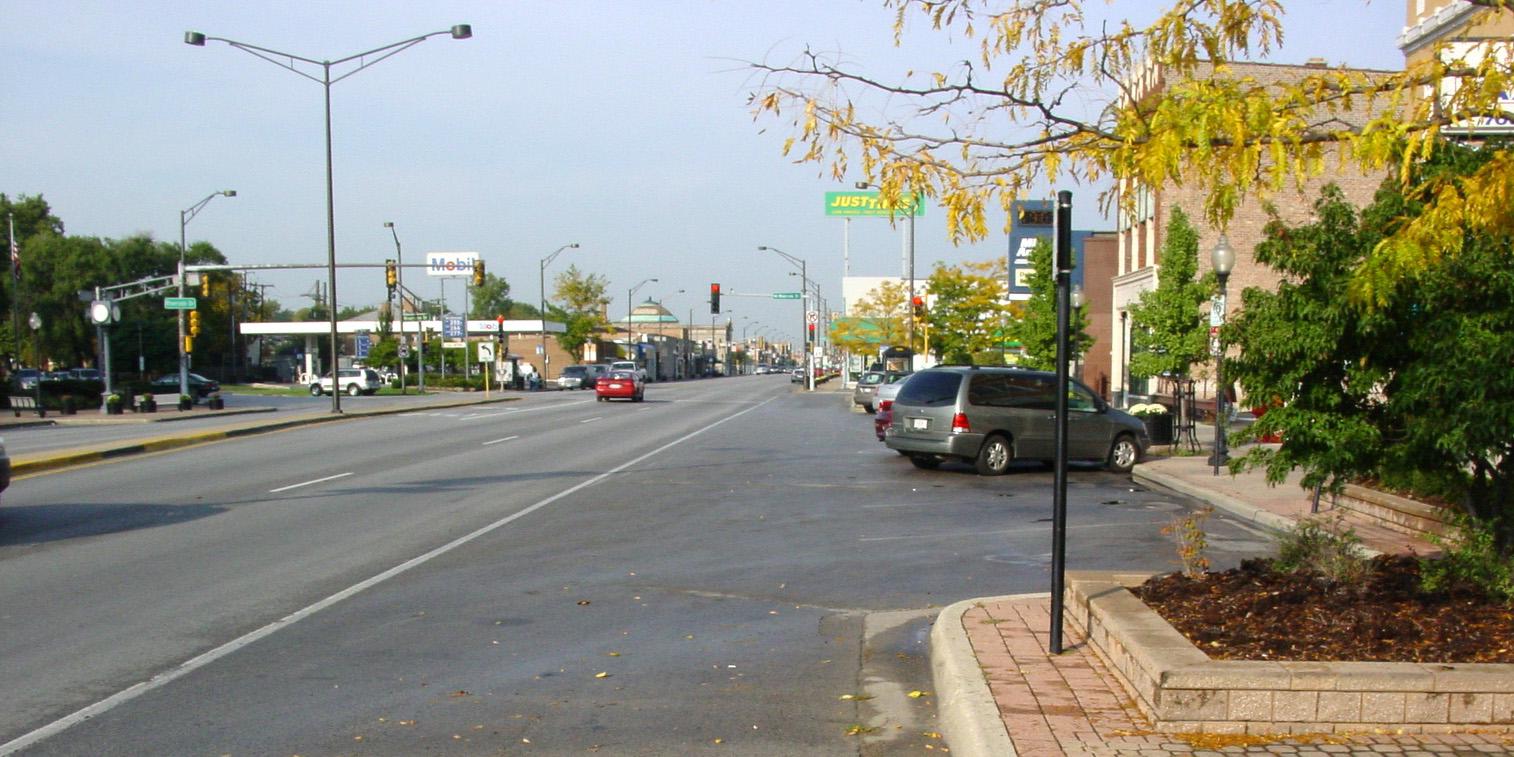 Ogden Avenue Reconstruction   Ciorba Group