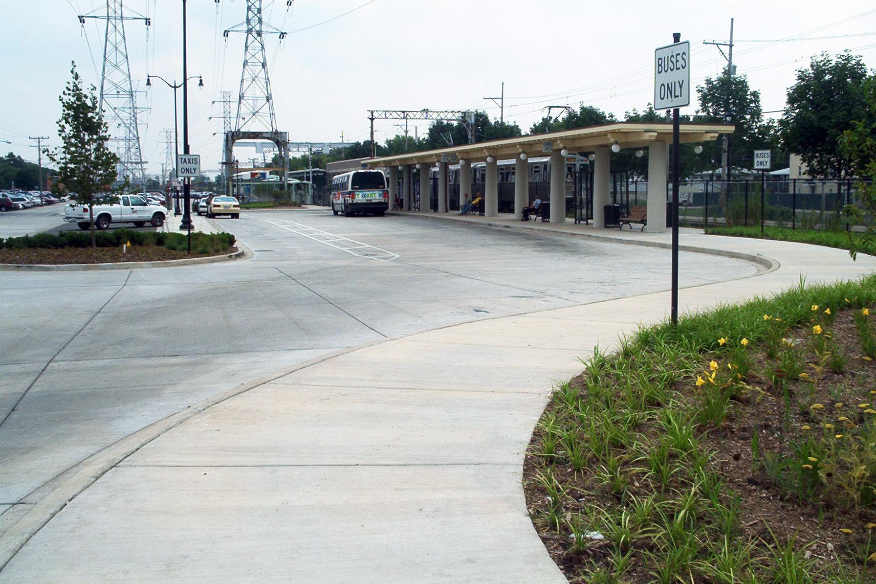 Skokie Swift at Dempster Street Transportation Center Improvements | Ciorba Group