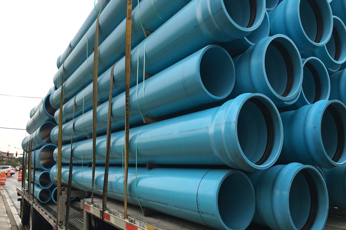 Touhy Avenue Water Main Replacement | Ciorba Group