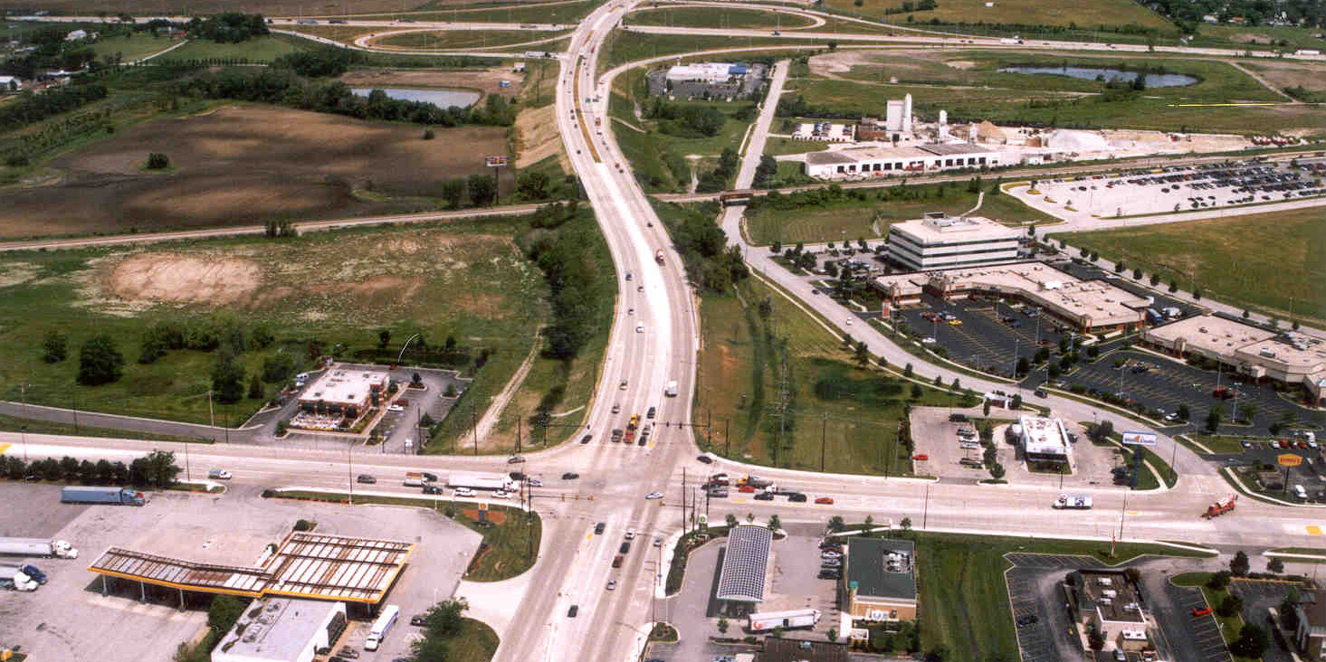 I-80/US Route 45 Interchange Reconstruction | Ciorba Group