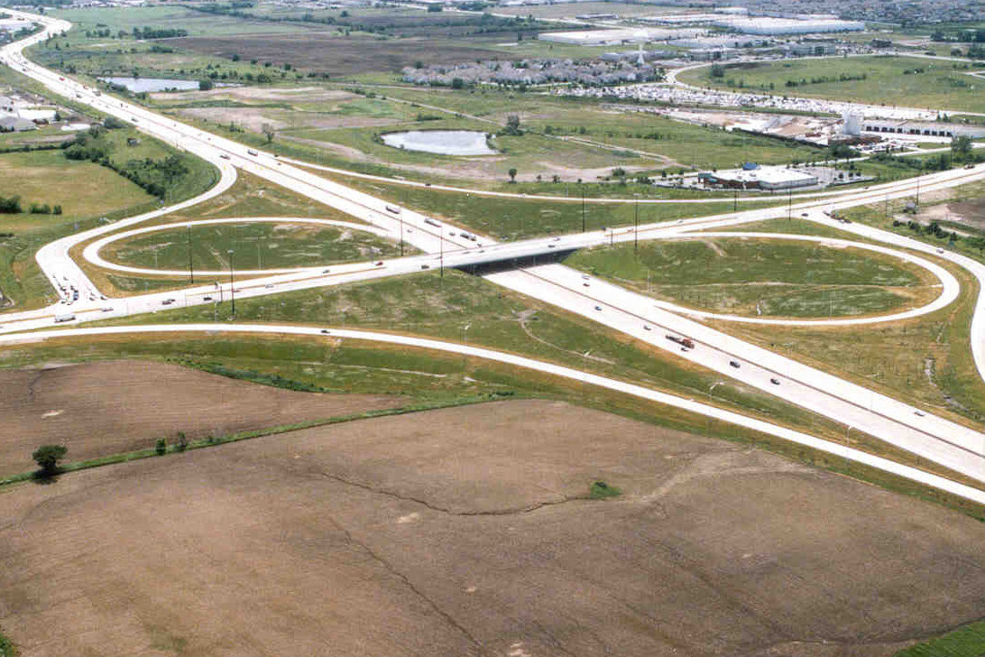 I-80/US Route 45 Interchange Reconstruction | Ciorba Group