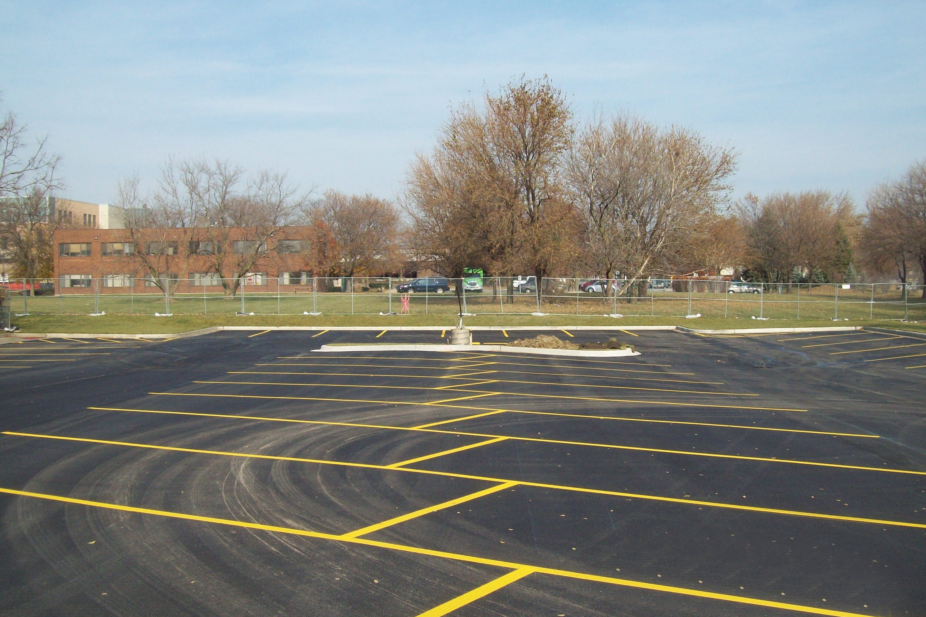 Bolingbrook Park-N-Ride Facility | Ciorba Group