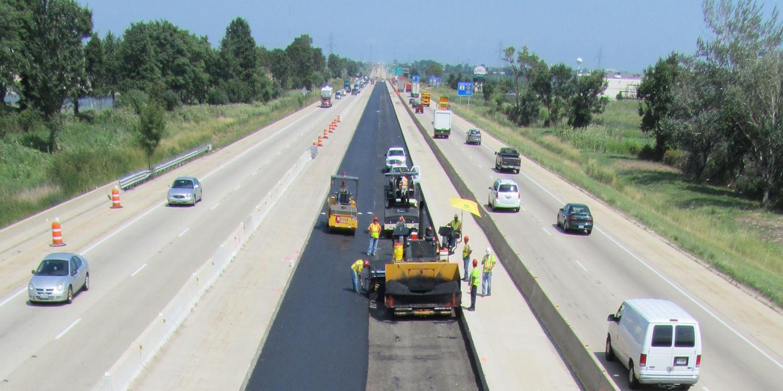 I-80 Expressway Lane Additions | Ciorba Group