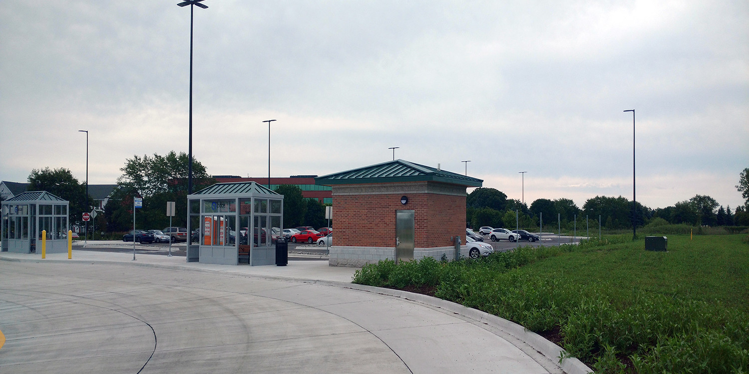 PACE Park-n-Ride Facilities Along I-90 (Jane Addams) | Cioba Group