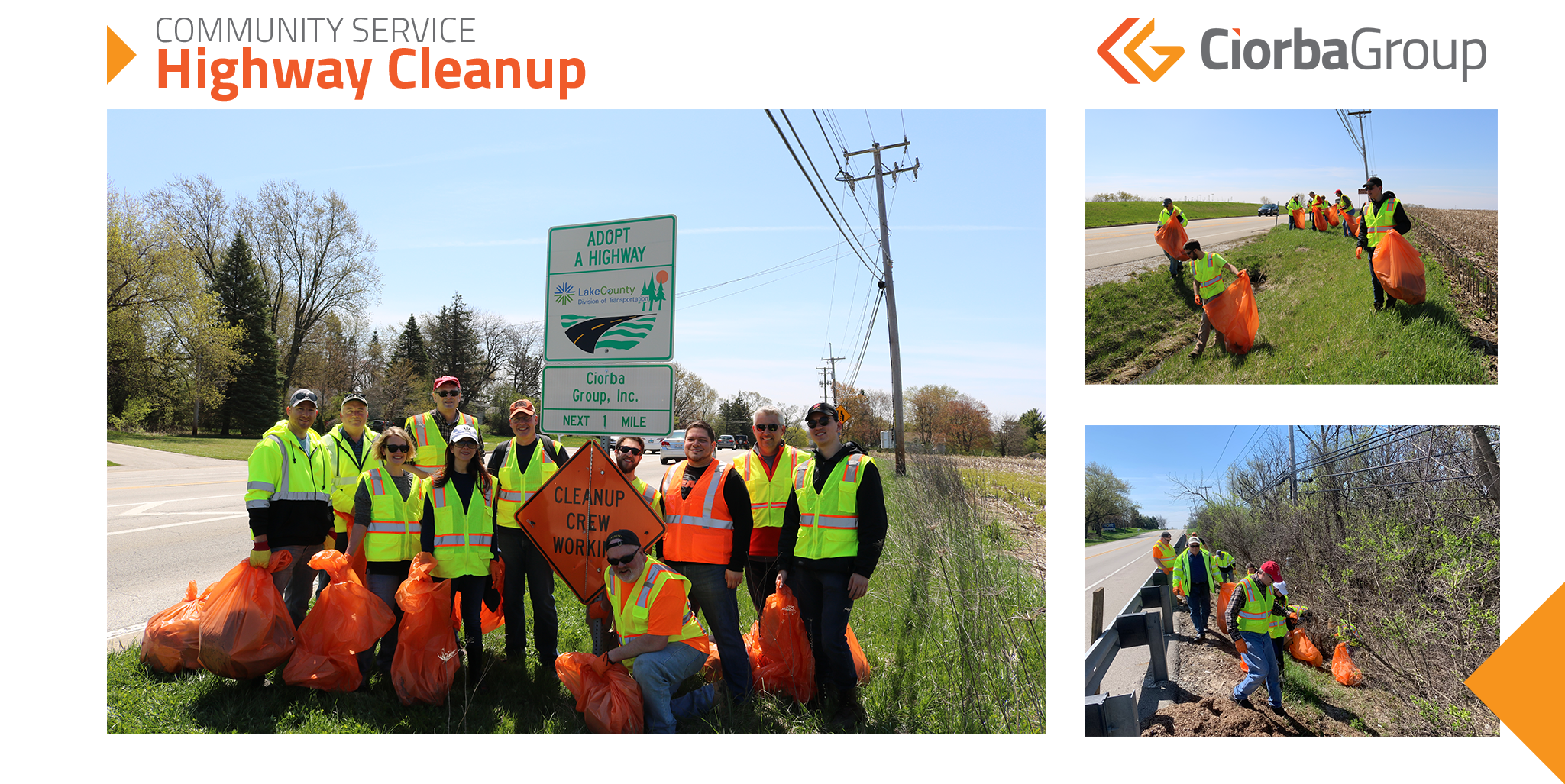 Cleanup Day | Ciorba Group