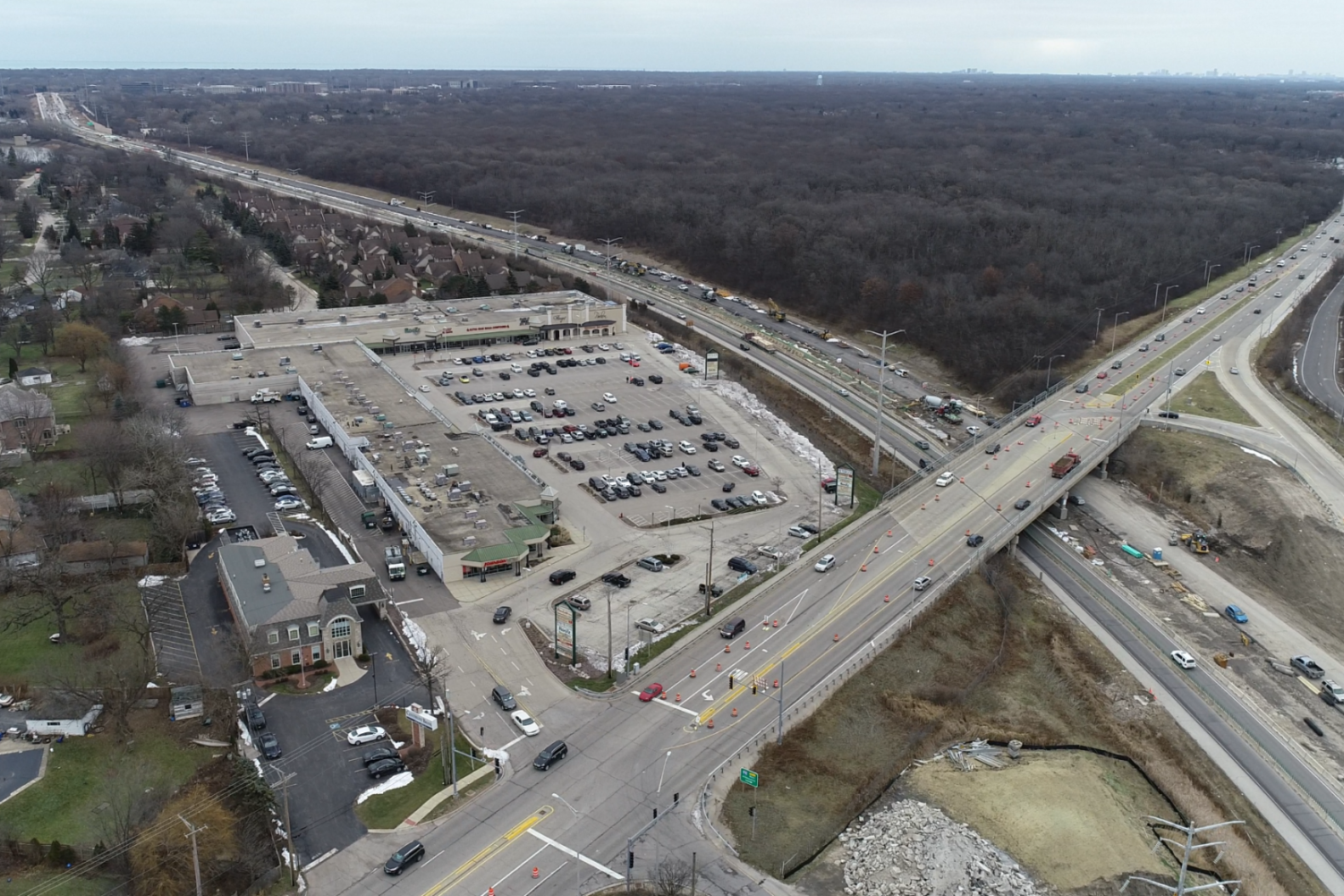 Edens Spur (I-94) Reconstruction | Ciorba Group