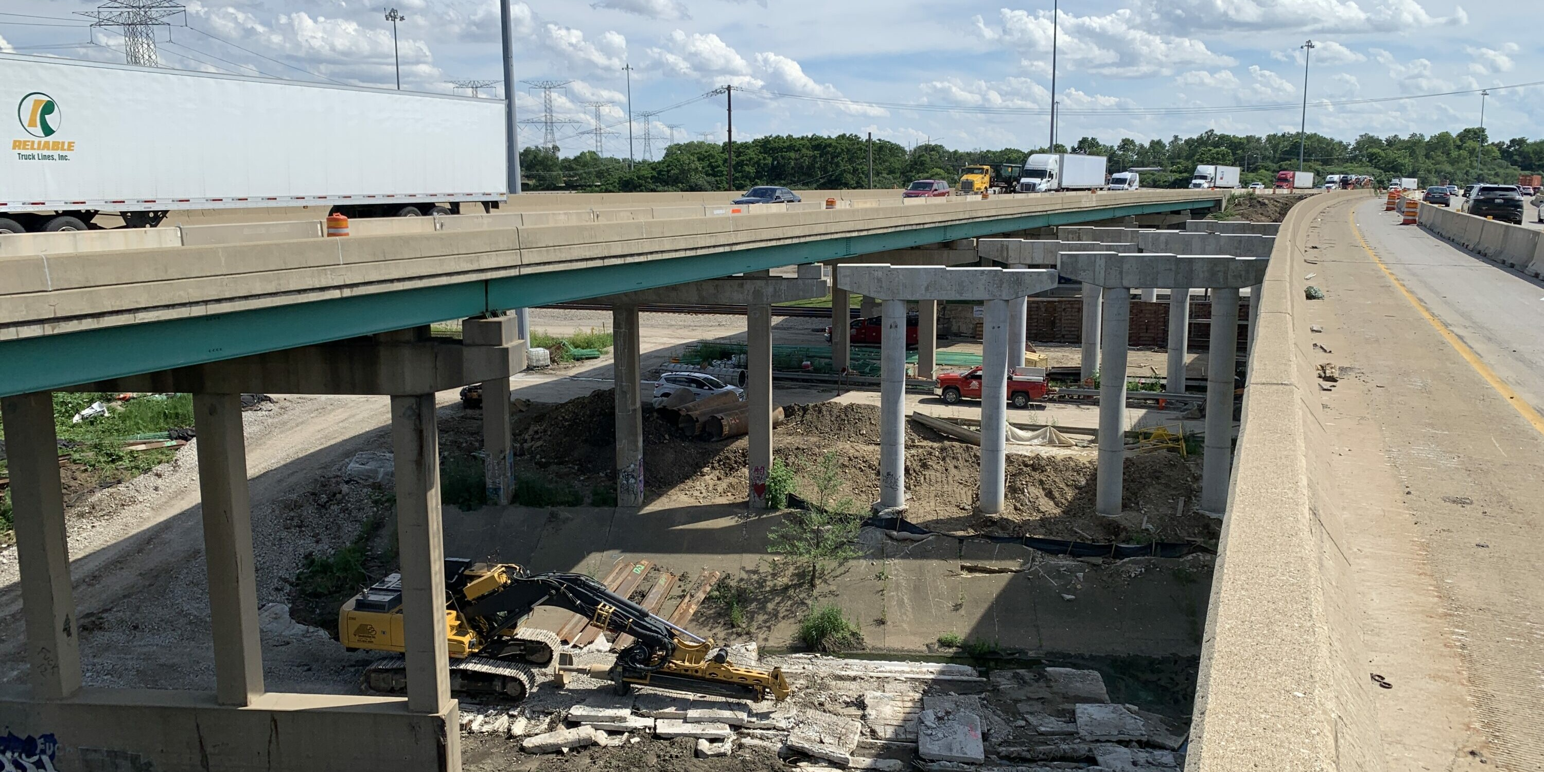I-80 at US 30 Interchange reconstruction | Ciorba Group