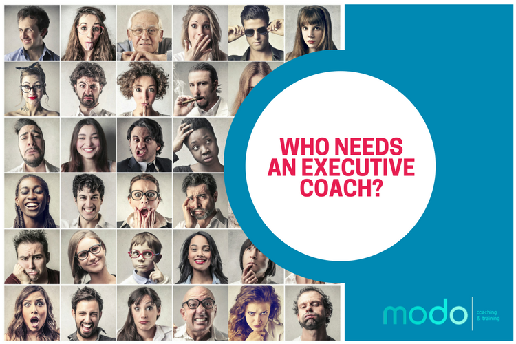 Who Needs an Executive Coach