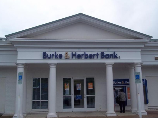Burke & Herbert Bank – Maryland, Virginia