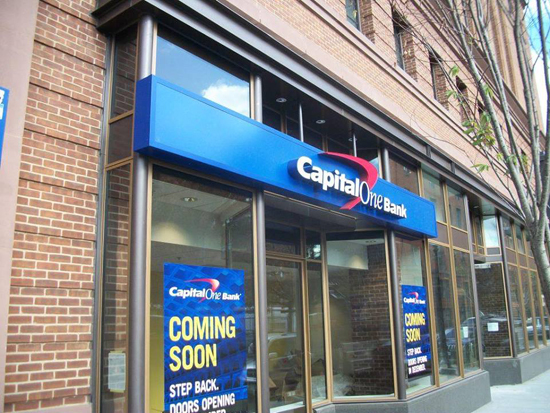 Capital One Bank – H St, DC